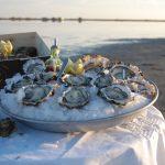 plateaux d huîtres de Camargue